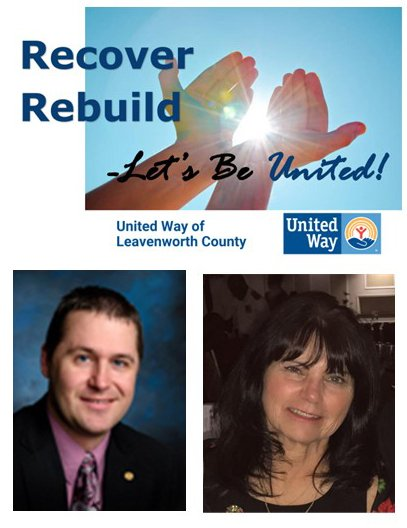 Derek Wohlgemuth and Tamara Sevcik, United Way Campaign Co-Chairs